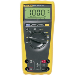 FLUKE 77-4/EUR DIGITAL MULTIMETER 1000V; 6000COUNT