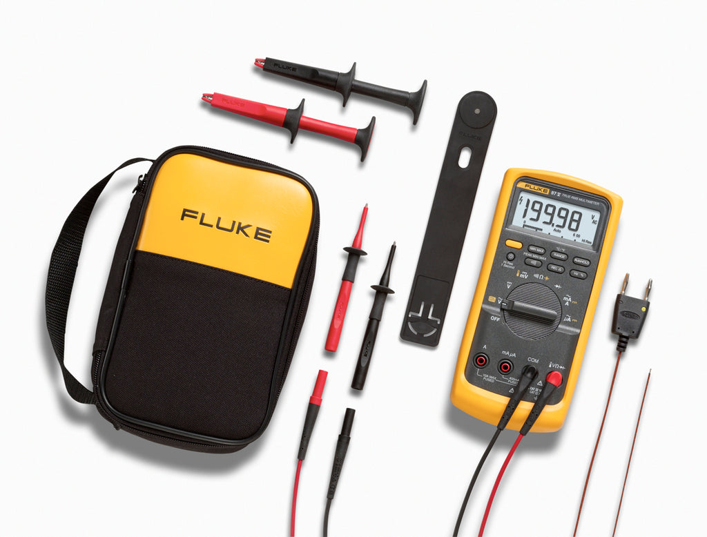 FLUKE 87-V/EUR TRUE RMS INDUSTRIAL MULTIMETER