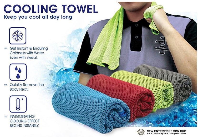 Cooling Towel Ice Towel UAE