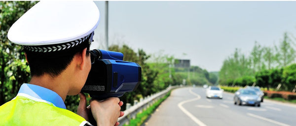 Speed / Radar Gun with camera UAE