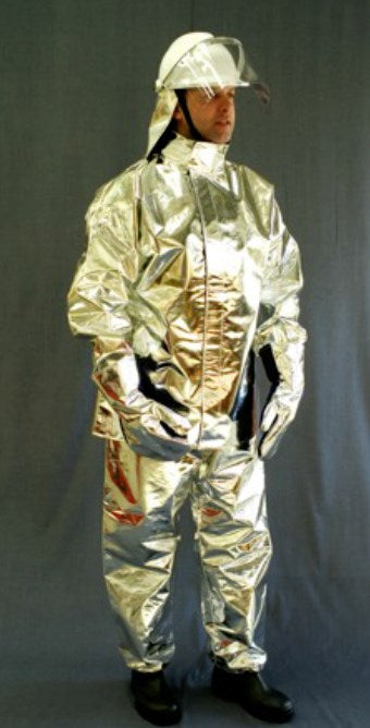 Fireman Firefighters Suit