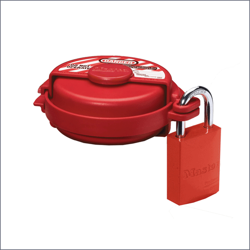 Gate Valve Lockout