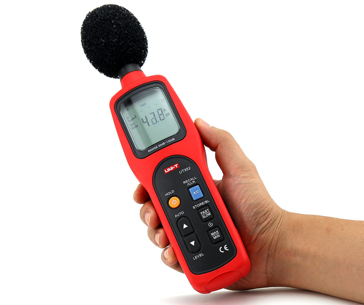 Sound Level Meter / Decibel Meter