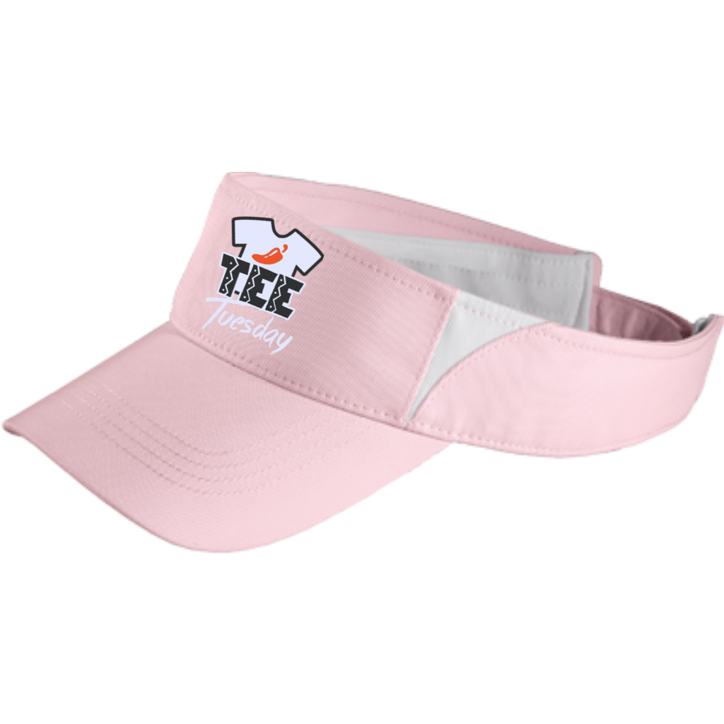 [EXCLUSIVE] Tee Tuesday - Dry Zone Colorblock Visor