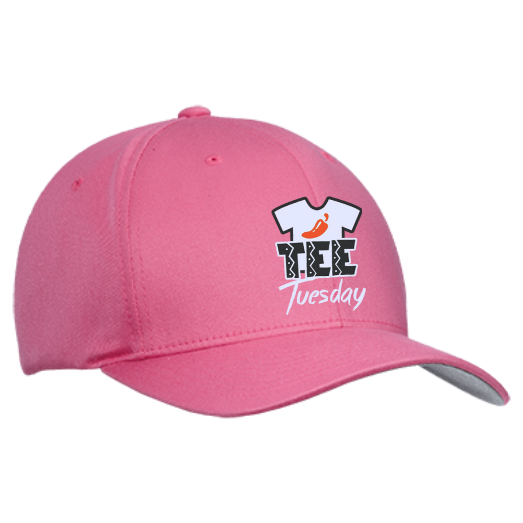 [EXCLUSIVE] Tee Tuesday - Flex Fit Twill Baseball Cap