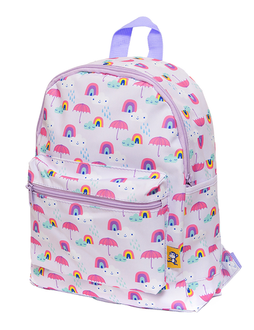 Backpack - Rainy Days Lilac
