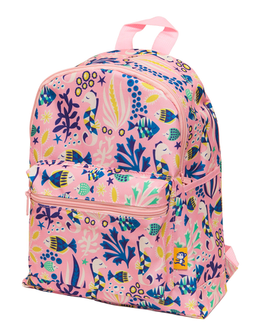 Under The Sea Back Pack - Pink