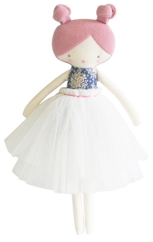 Colette Doll - Navy & Pink