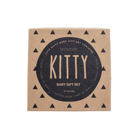 Baby Gift Set - Kitty