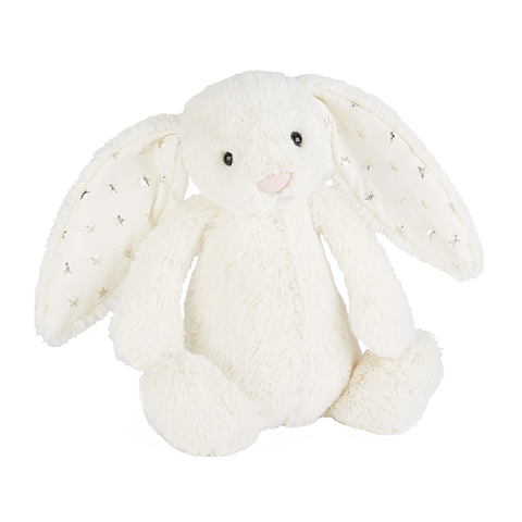 Jellycat Bashful Twinkle Bunny - Medium