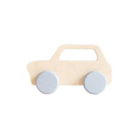 Wooden Mini Motor Car