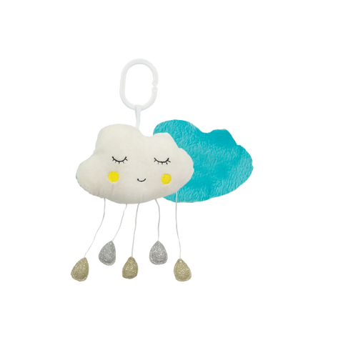 Musical Mobile - Plush Cloud