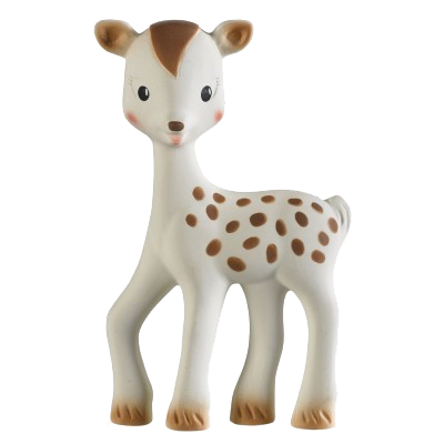 Fanfan The Fawn - Soft Rubber Teether