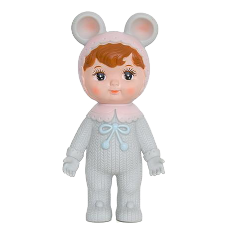 Woodland Doll - Grey Ears