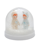Lapin and Me Woodland Dolls Snow Globe