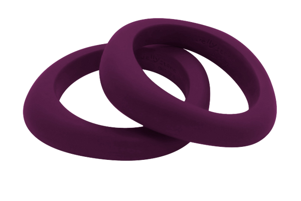 Jellystone Organic Silicone Bangle