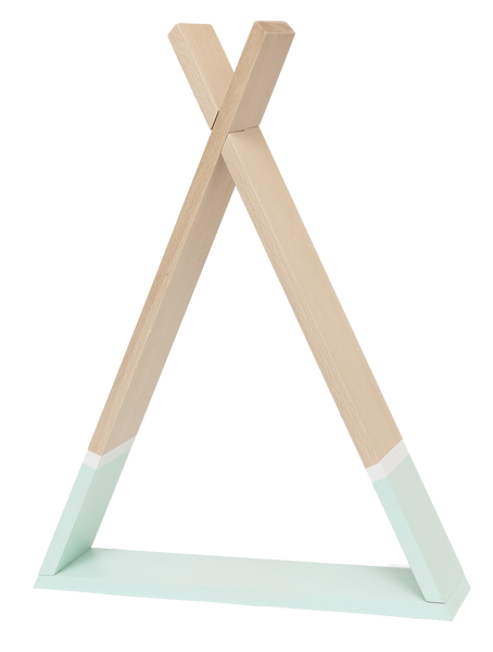 Beech Wood Tipi Shelf