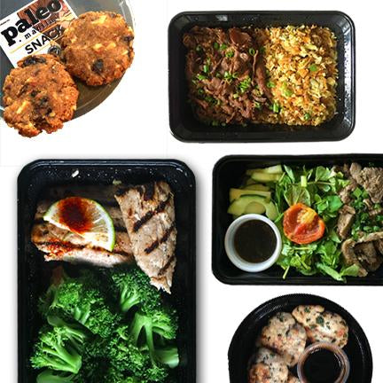 High Protein + Low-Carb (5 meals/day) - Paleo Manila®