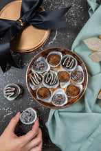 Load image into Gallery viewer, Truffle Bliss Balls (in 6's and 12's) Gift Set - NUTHERA® | Nutrition Therapy
