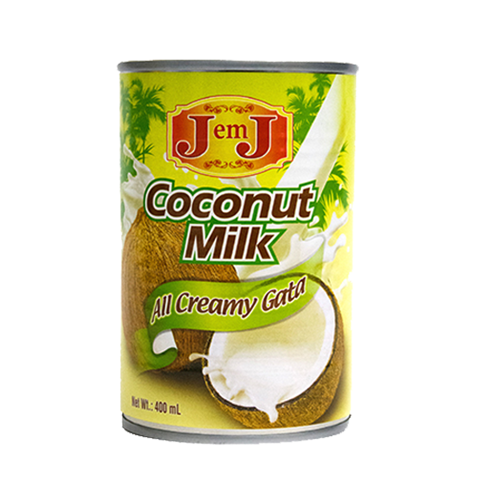 Coconut Milk, Can