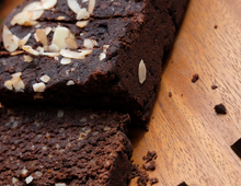 Load image into Gallery viewer, Gluten-free Dark Chocolate Banana Bread in Gift Box