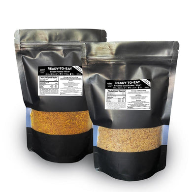 NUTHERA® Bundle A: 1 Sweet Potato Rice + 1 Cauli-Rice - NUTHERA® | Nutrition Therapy