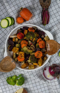 Sea Salt and Herb Roasted Vegetables