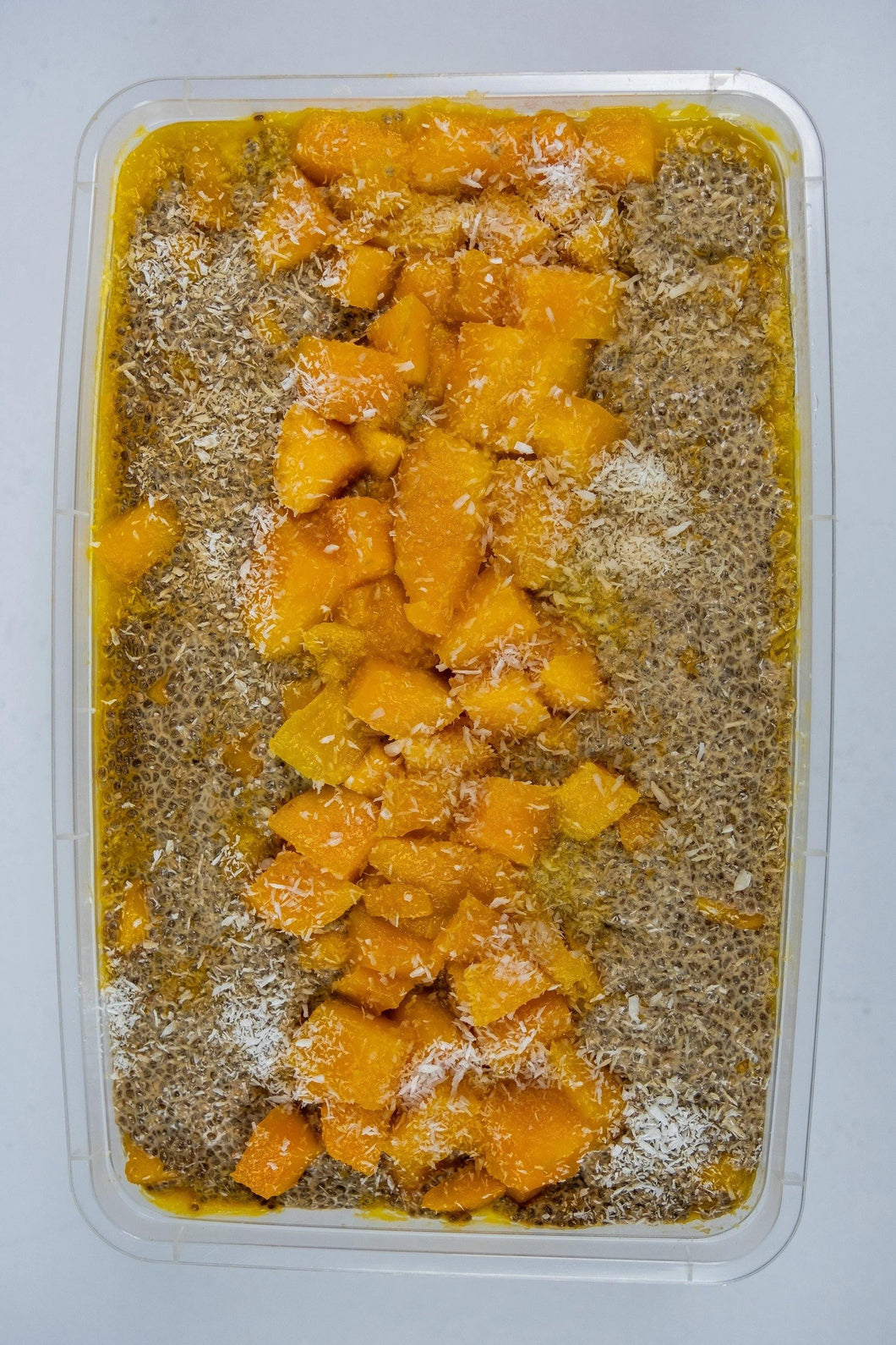 Chia Pudding Tray - Tropical Mango Burst (15-20 pax)