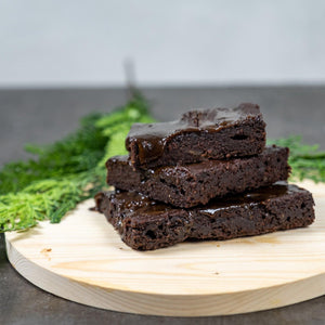 Ooey Gooey Fudgy Brownies in Gift Box - NUTHERA® | Nutrition Therapy