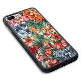 Tropical Flowers Phone Case