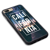 Iphone 7 Plus Case California