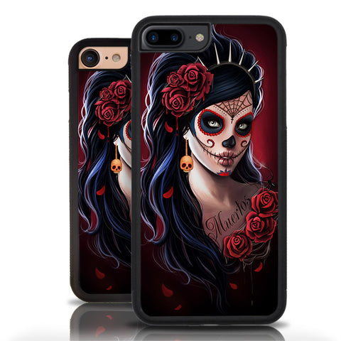 The Day Of the dead Phone Case