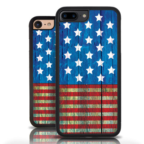 Patriotic American Flag Phone Case