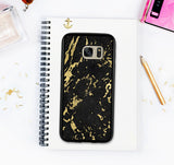 Marble Galaxy S7 Edge Case Samsung Galaxy S7 Edge Gold Marble Galaxy S6 Case Black Marble Galaxy S6 Edge Plus Galaxy S6 Edge Galaxy S5 Case