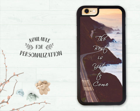 Iphone 6 Quote Case Inspirational Quote Iphone 6S Case Saying Cover Ocean Wave iPhone 6 Plus Spiritual Case iPhone 6 Holiday Gift For Her
