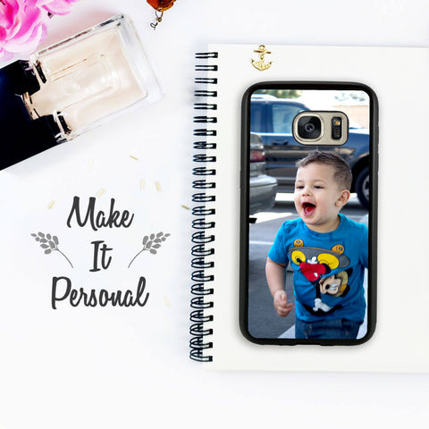 Custom Galaxy S8 Case Galaxy S8 Plus Personalized Note 8 Custom Case Personalized Photo Case Galaxy S7 Edge Galaxy S9 Gift Galaxy S9 Plus
