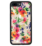 Watercolor Floral Iphone 8 Case Flower Iphone 8 Plus Iphone X Girly Iphone 7 Iphone 7 Plus Iphone 10 Watercolor Iphone 6S Plus Iphone 6 SE