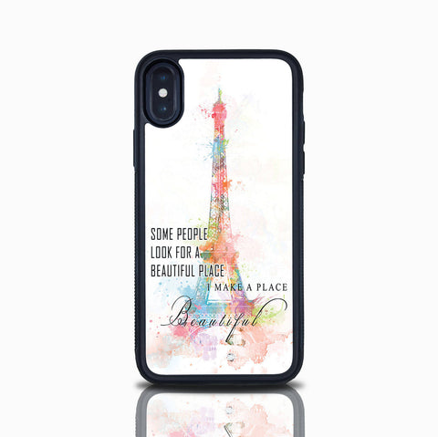 Iphone 7 Eiffel Tower Case Iphone 7 Plus Watercolor Iphone 6 Iphone 6 Plus Iphone Paris Gift For Her Iphone X Case Iphone 8 Iphone 8 Plus