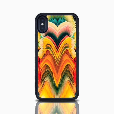 Iphone X Case Iphone 8 Plus Case Colorful Marble Paint Splash Watercolor Iphone 6S Case Iphone 6 Case Iphone 7 Plus Iphone 7 Iphone 8 Case