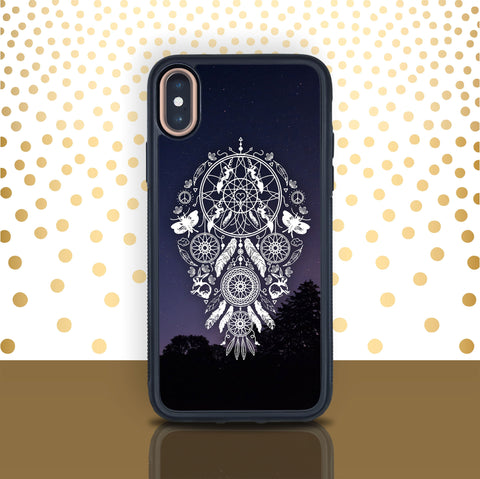 Dream Catcher iPhone Xs Max Case iPhone X Case iPhone Xr Case iPhone Xs Case iPhone 8 Plus Case Valentines Day Gift For Her Tribal iPhone 8