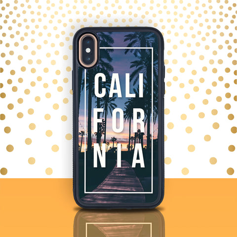 iPhone Xs Max California Case iPhone 8 Plus Palm Trees Sunset iPhone Xs Case iPhone XR Case iPhone 8 Case iPhone 7 Plus Case iPhone 7 Boho