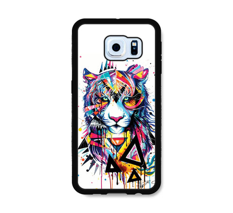 Samsung Note 5 Case - Note 5 Tiger Case Samsung Graphic Design Art Phone Case