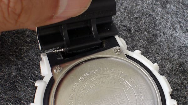 comment installer les instructions de l'adaptateur nato vario gshock