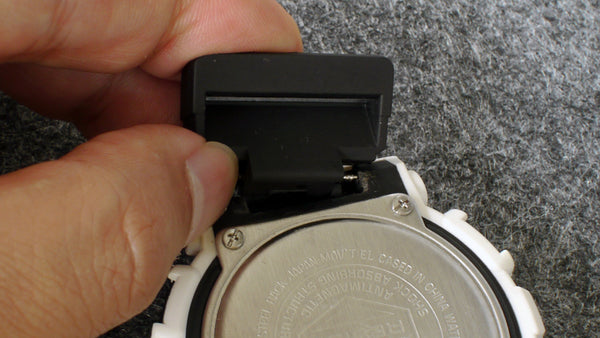 how to install vario casio gshock nato adapter