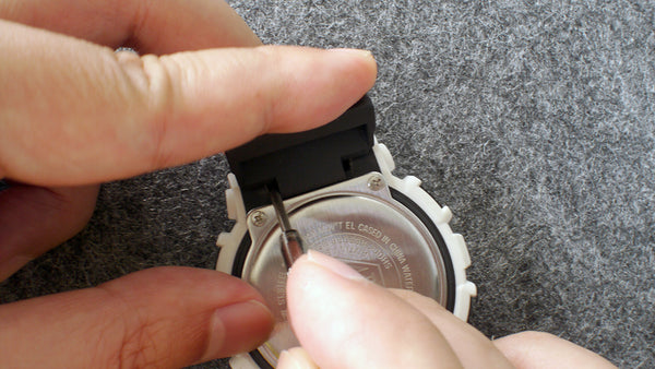 how to install vario gshock nato adapter