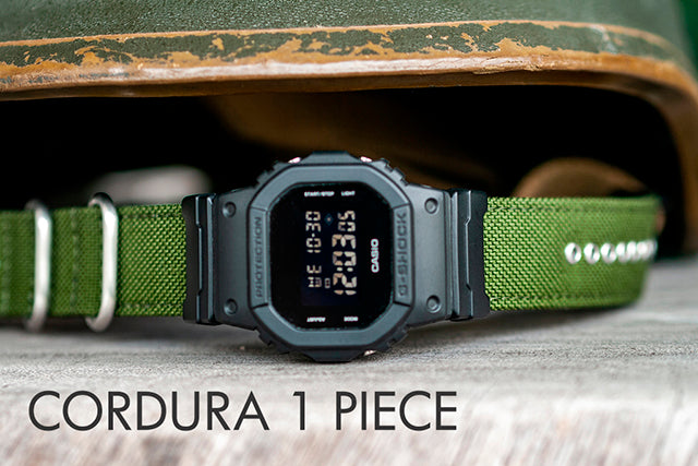 vario cordura single pass watch strap