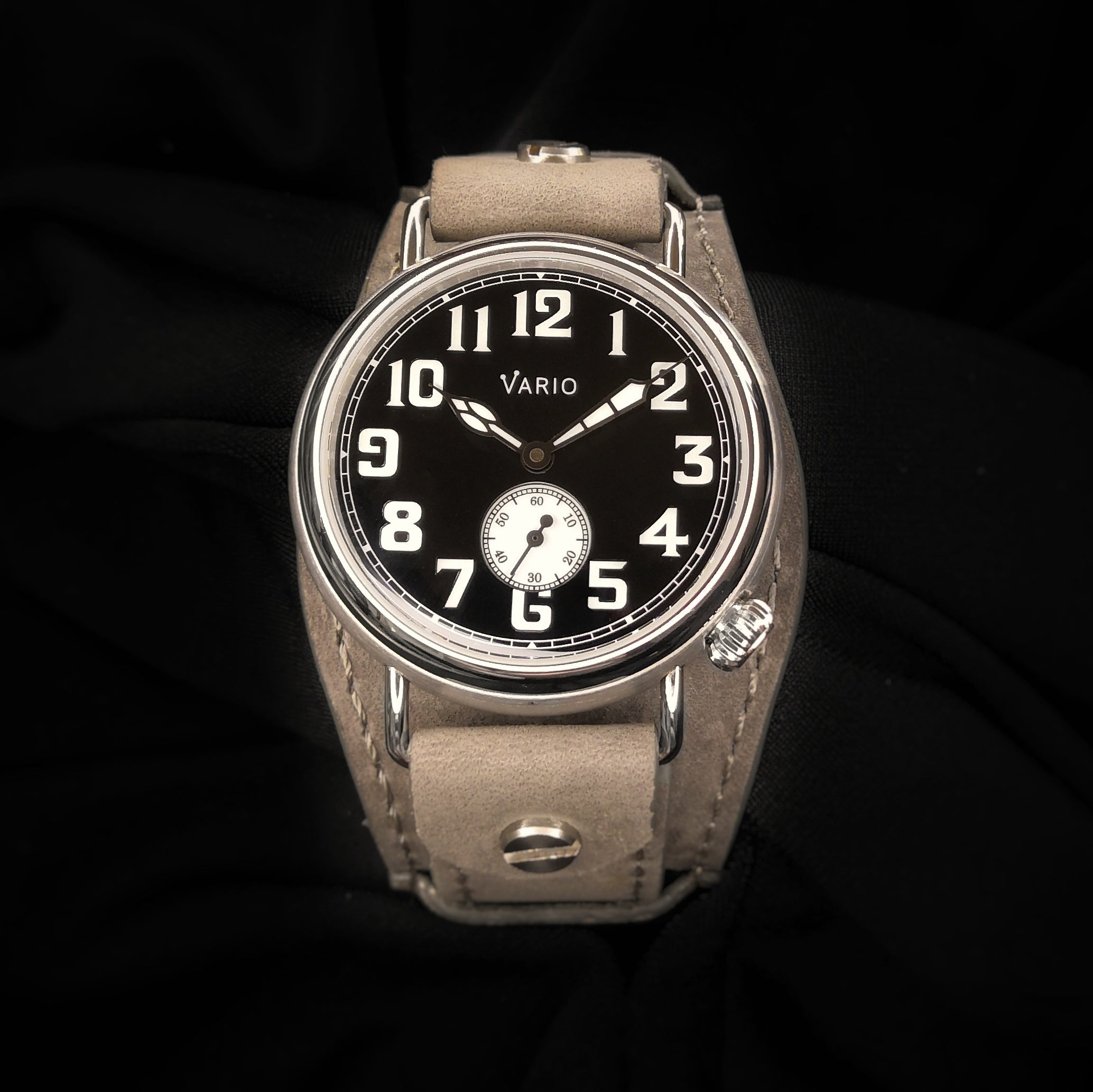 vario trench watch