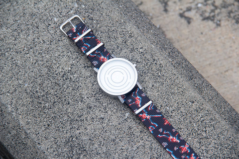 project watch on chromatic twitch nato strap