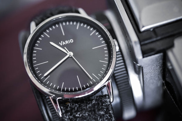 monochrome vario eclipse dress watch