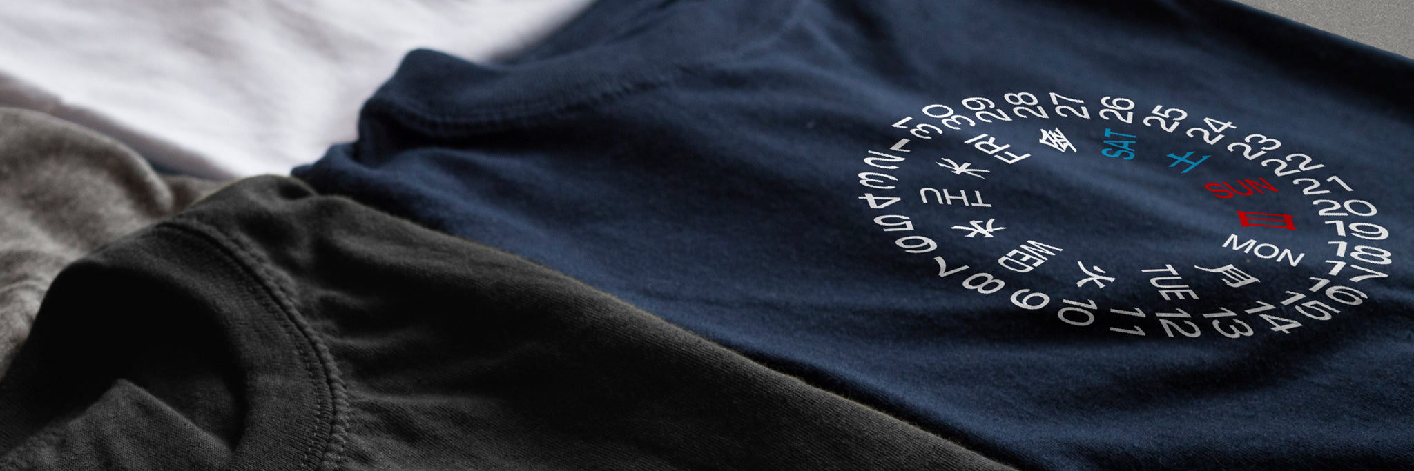 camiseta vario horology